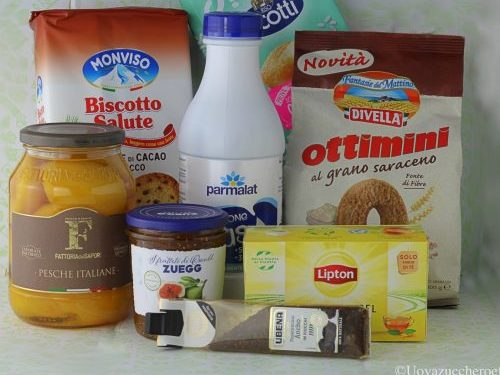 Degustabox di Gennaio: speciale colazione!
