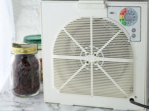 L'essiccatore per frutta e verdura: un utile elettrodomestico in cucina