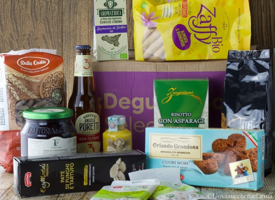 Degustabox selection 2020