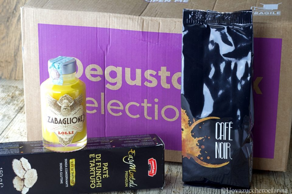 Degustabox selection 2020 easymontali cafenoir lolli